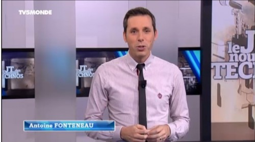 TV5 Monde - Zoom sur le journal de l'économie