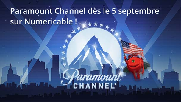 numericable paramount channel