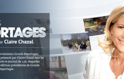 TF1 - Grands Reportage spécial Courchevel, dimanche 26 avril à 13h25
