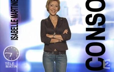France 2 - Emission Télématin du 2 mai 2015 : focus conso sur les vérandas