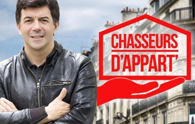 emission chasseur appart