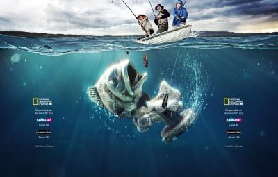 Nat Geo Wild : focus sur l'émission les rois de la pêche