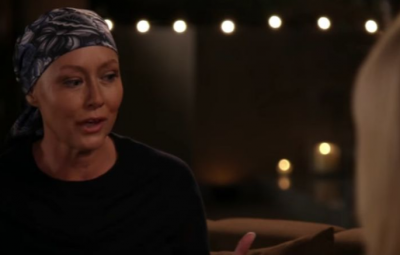 [VIDEO] Shannen Doherty émouvante nous parle de son cancer du sein