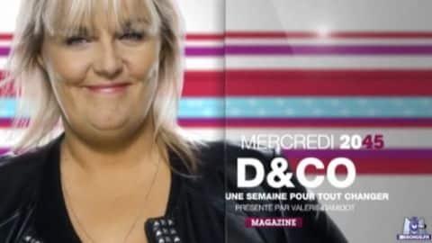 M6 - D&CO : Une semaine pour tout changer - Emission du 21 mars 2012 à 20h45