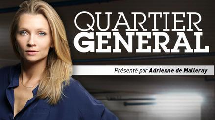 Direct 8 : Quartier Général – lundi 20 août à 22h25
